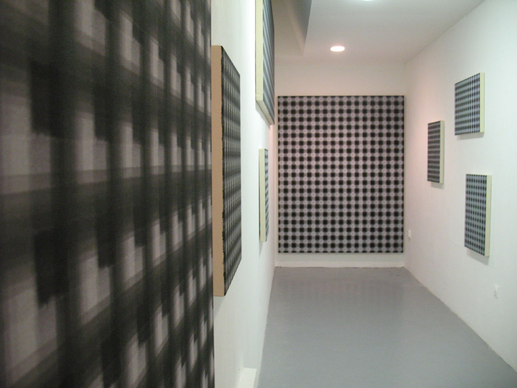 2009, 'Global room', RC de Ruimte, IJmuiden