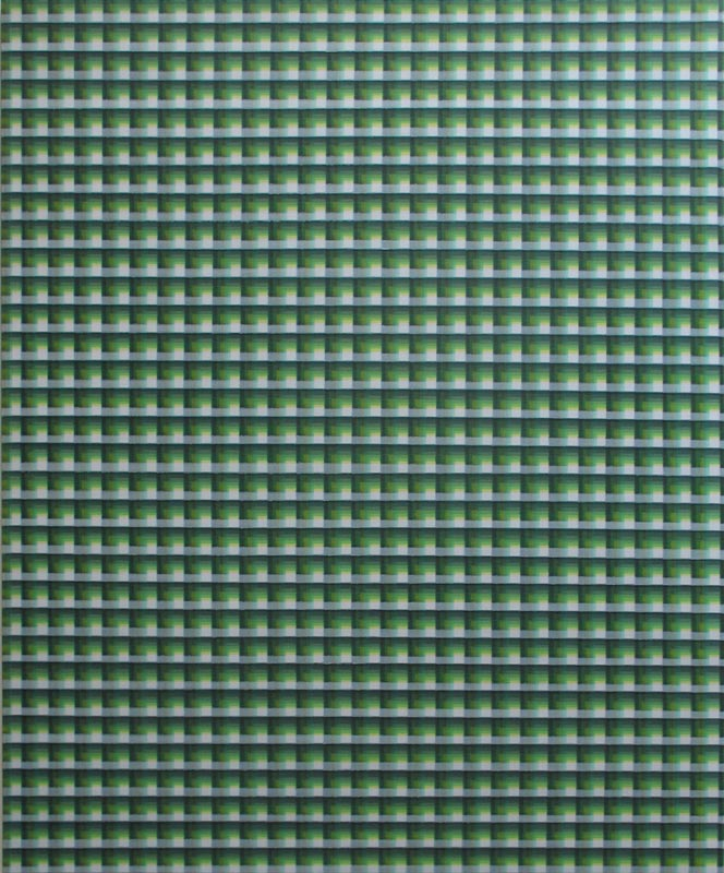 2012, nr. 4, inside outside, 160 x 130 cm, acrylic on canvas