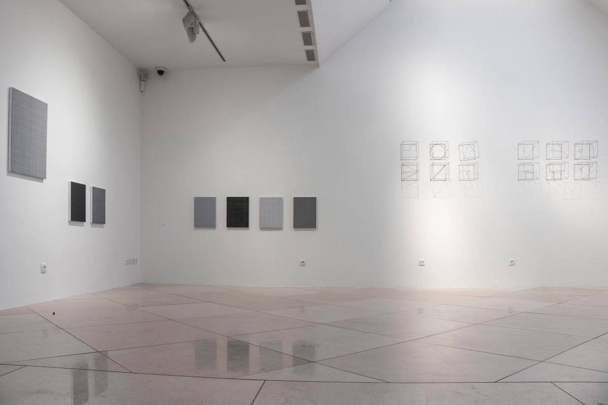 2018, Galery Zavodny, CZ, with Anne Rose Regenboog