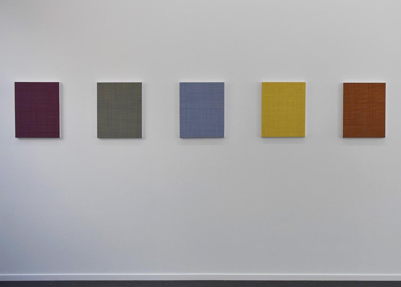 2018, Overzicht galerie Van den Berge Goes