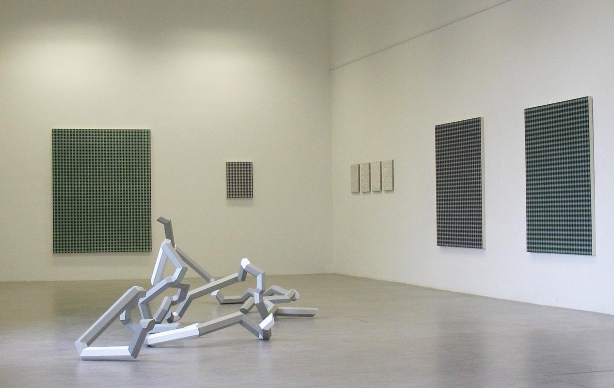 Formeel 2011, met René van den Bos, René Eicke en Thomas Wildner, museum Waterland, Purmerend