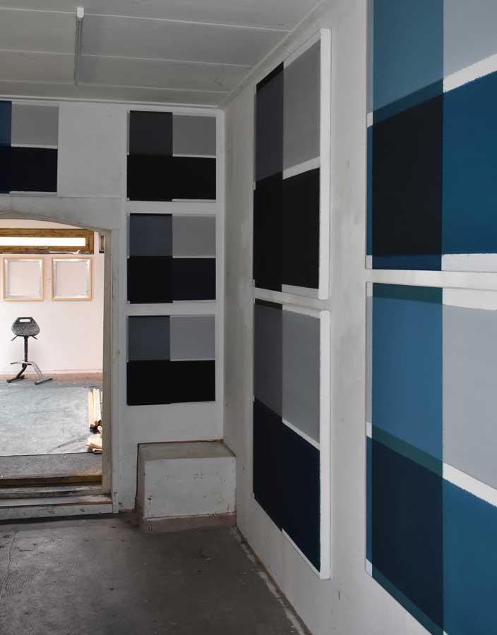 Rene van den Bos, studio 2021